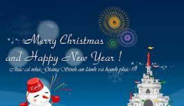 Chúc mừng Giáng Sinh 2011 và năm mới 2012