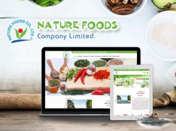 Thiết kế web Công ty NFC